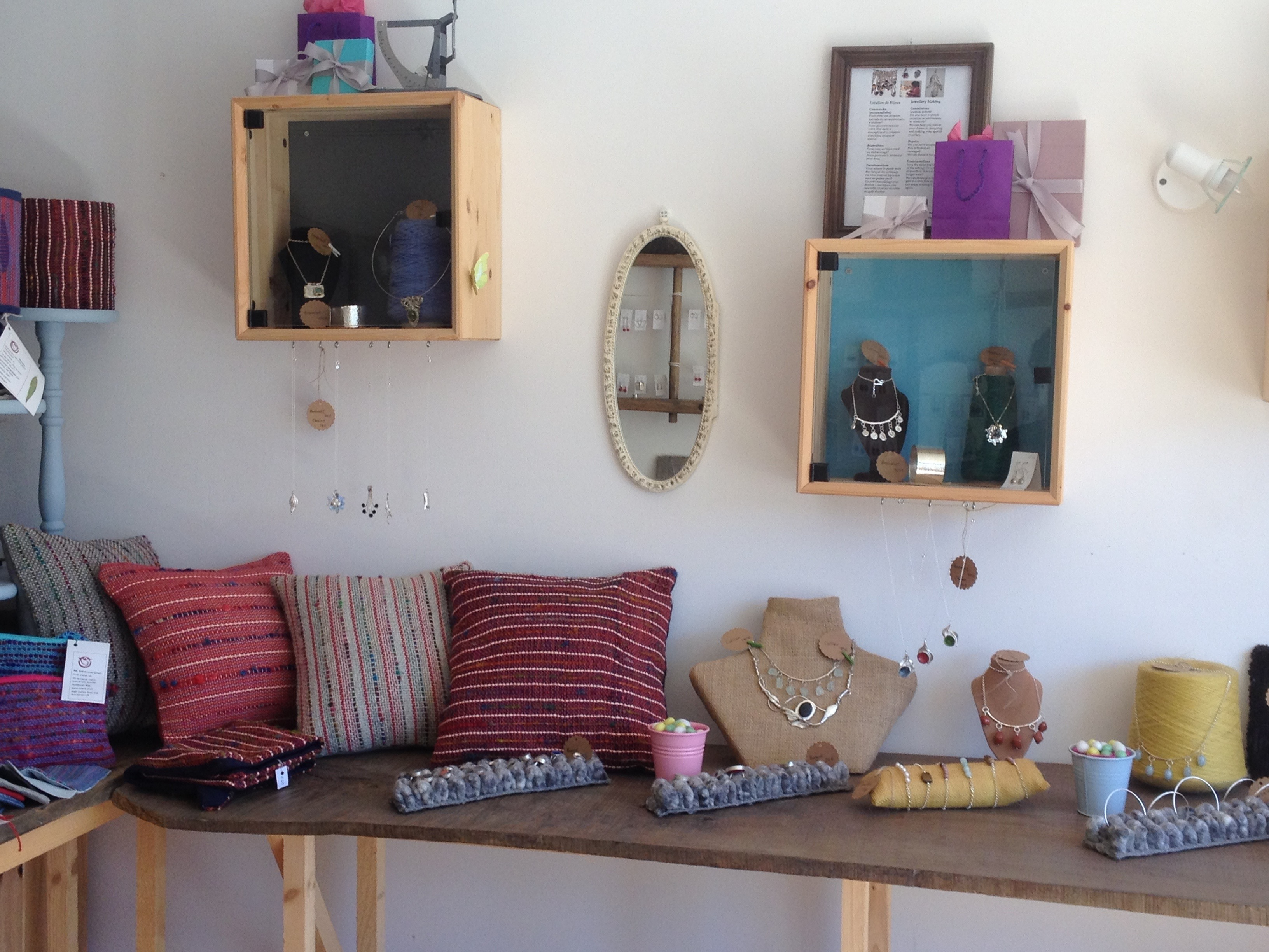Workshop / Shop - Boutique