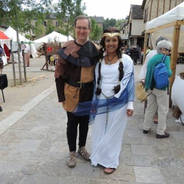 Three days of Medieval festival…