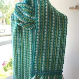 Scarf – Turquoise