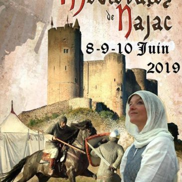 Le Medieval de Najac, 8-9-10 Juin 2019