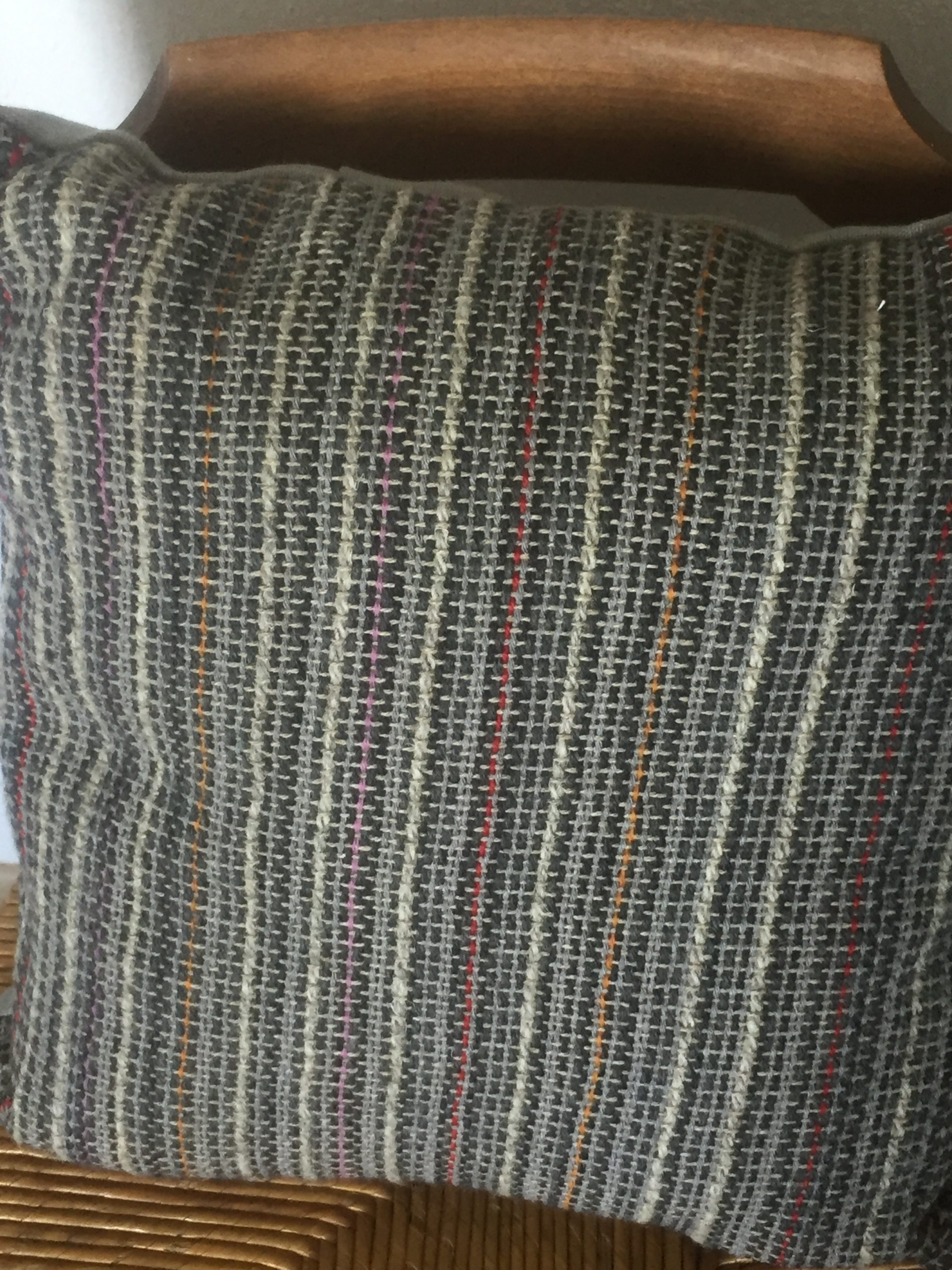 Handwoven Cushion Cover 50€ 40cm x 40cm (2 / 2)