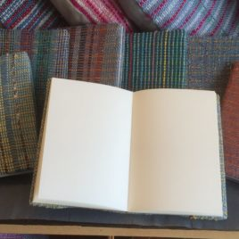 311 : Handwoven Sketchbook Covers Nov 19