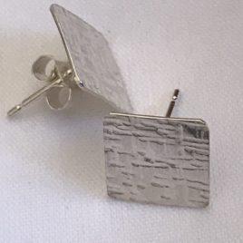 Earring – Sterling silver stud earrings