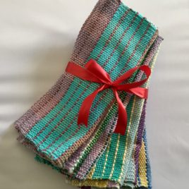 Handwoven Placemats – set of 6