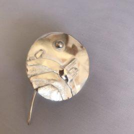 Pendant – Sterling Silver Najac Broach